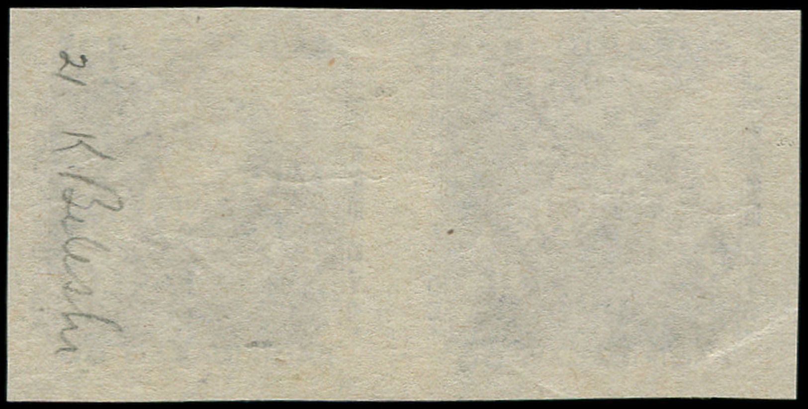 (*) BRESIL - Poste - 422, Paire Non Dentelée, Double Impression (papier Fin): Rio Grande - Brazil