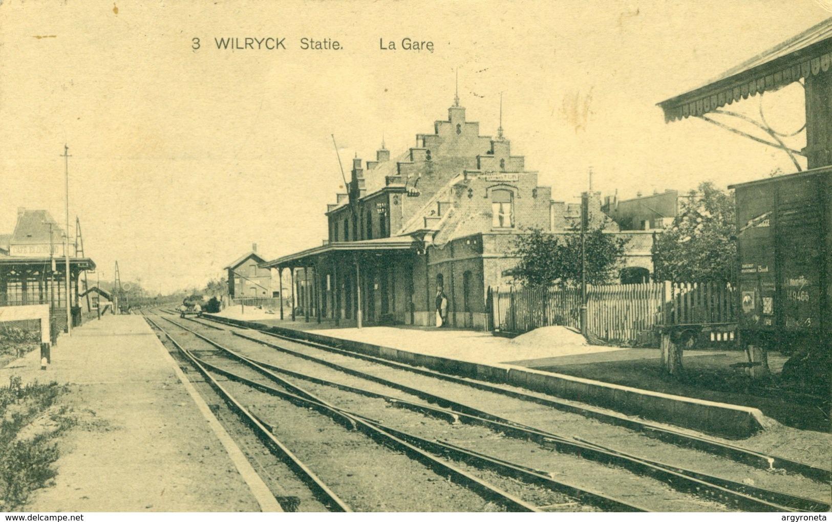 Wilrijk - Wilryck - Statie - La Gare - Antwerpen
