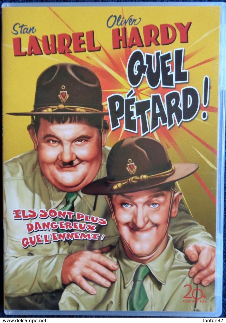 Laurel & Hardy - Quel Pétard ! ( 1941 ) . - Comedy