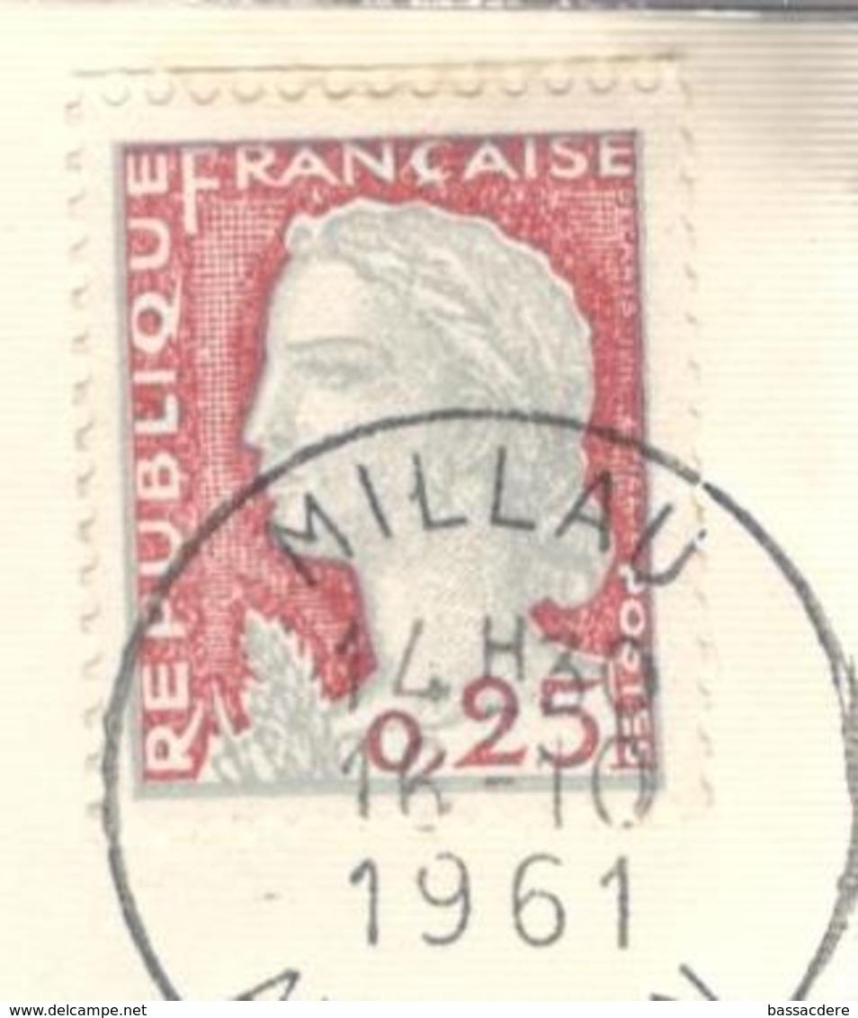 23578 - Issu De Roulette - Marcofilie (Brieven)