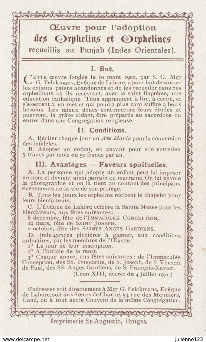 MOOI PRENTJE  VAN SANCTUS FRANCISCUS XAUERIUS. - Religion & Esotérisme