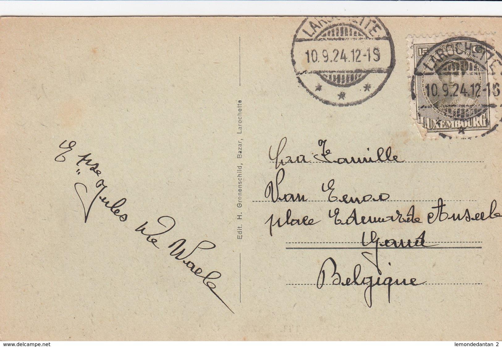 Larochette - Ernzen - Le Moulin - Larochette