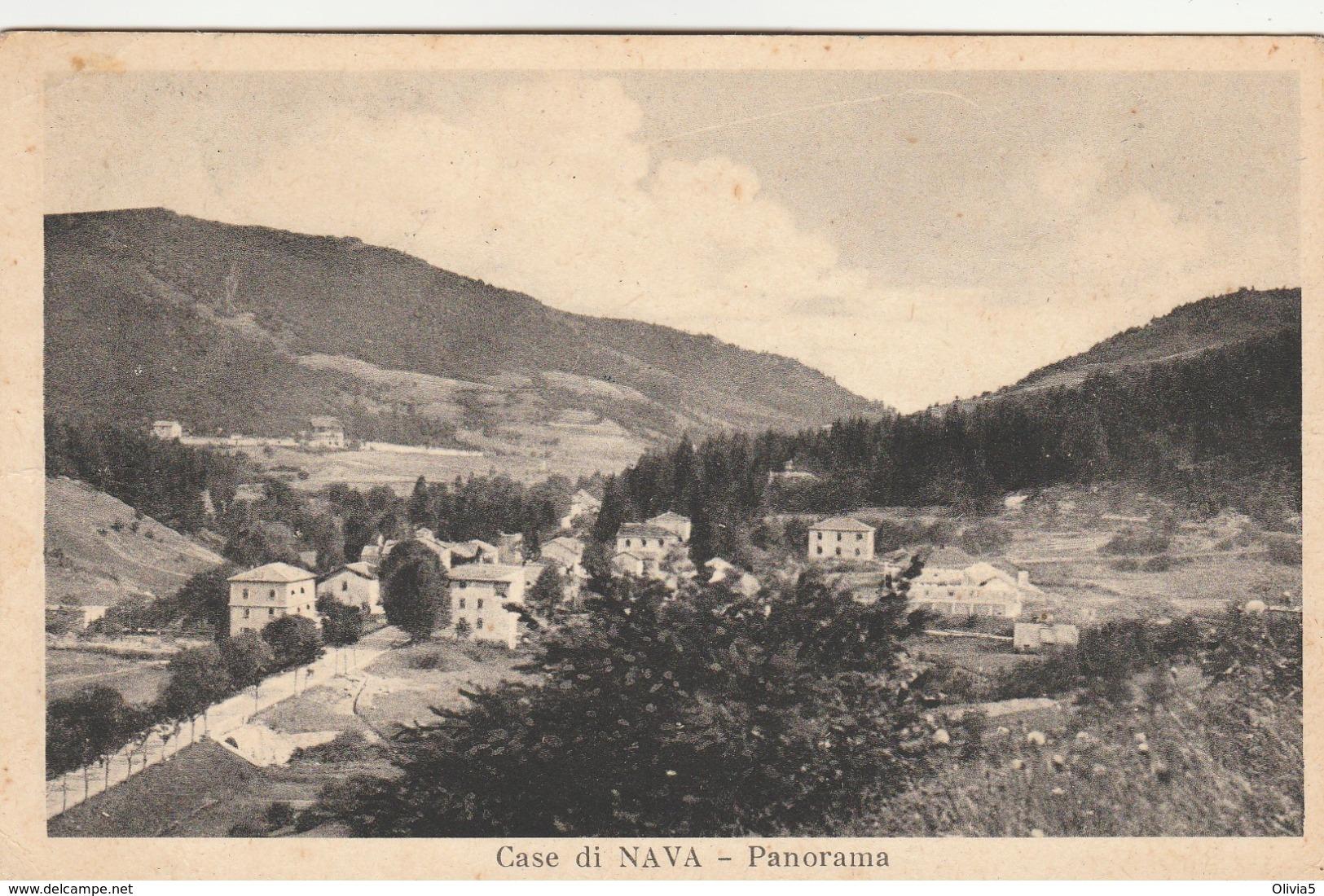 CASE DI NAVA - PANORAMA - Imperia