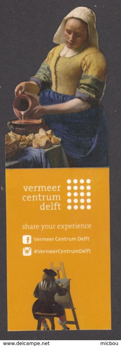Pays-Bas, Nederland, Delft, Musée Vermeer Museum, Laitière, The Milkmaid, Lait, Milk, Pain, Bread - Tickets - Vouchers