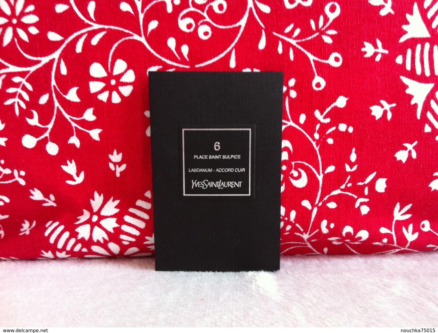 YSL - Le Vestiaire Des Parfums -  édition Couture, Lot Des 4 Cartes - Modern (from 1961)