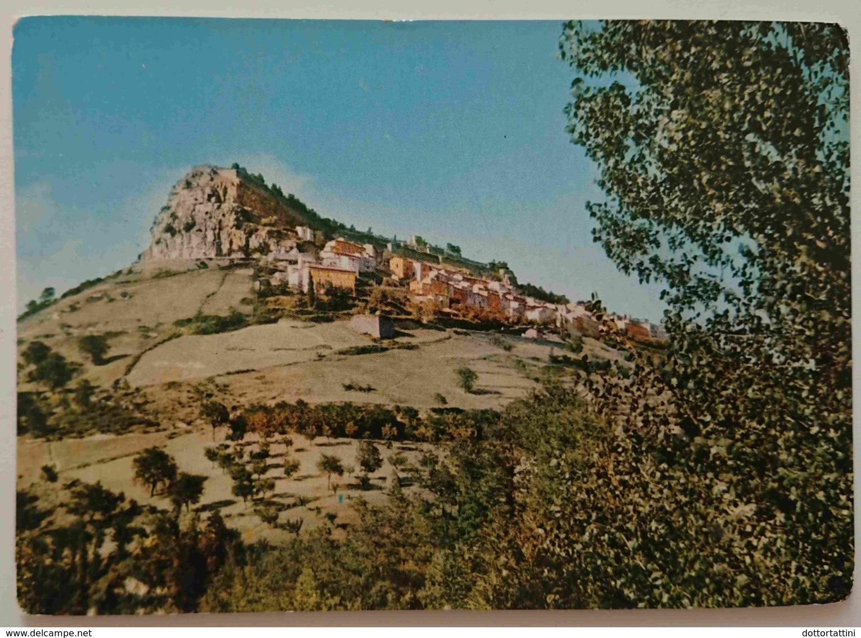 Civitella Del Tronto - Panorama E Ruderi Della Fortezza Borbonica - Nv - Teramo