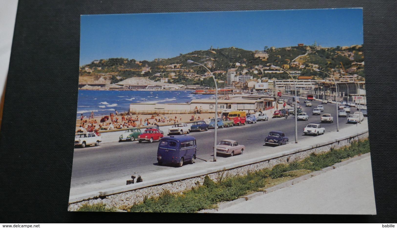 MARSEILLE - Promenade De La Corniche - La Plage - Marseilles