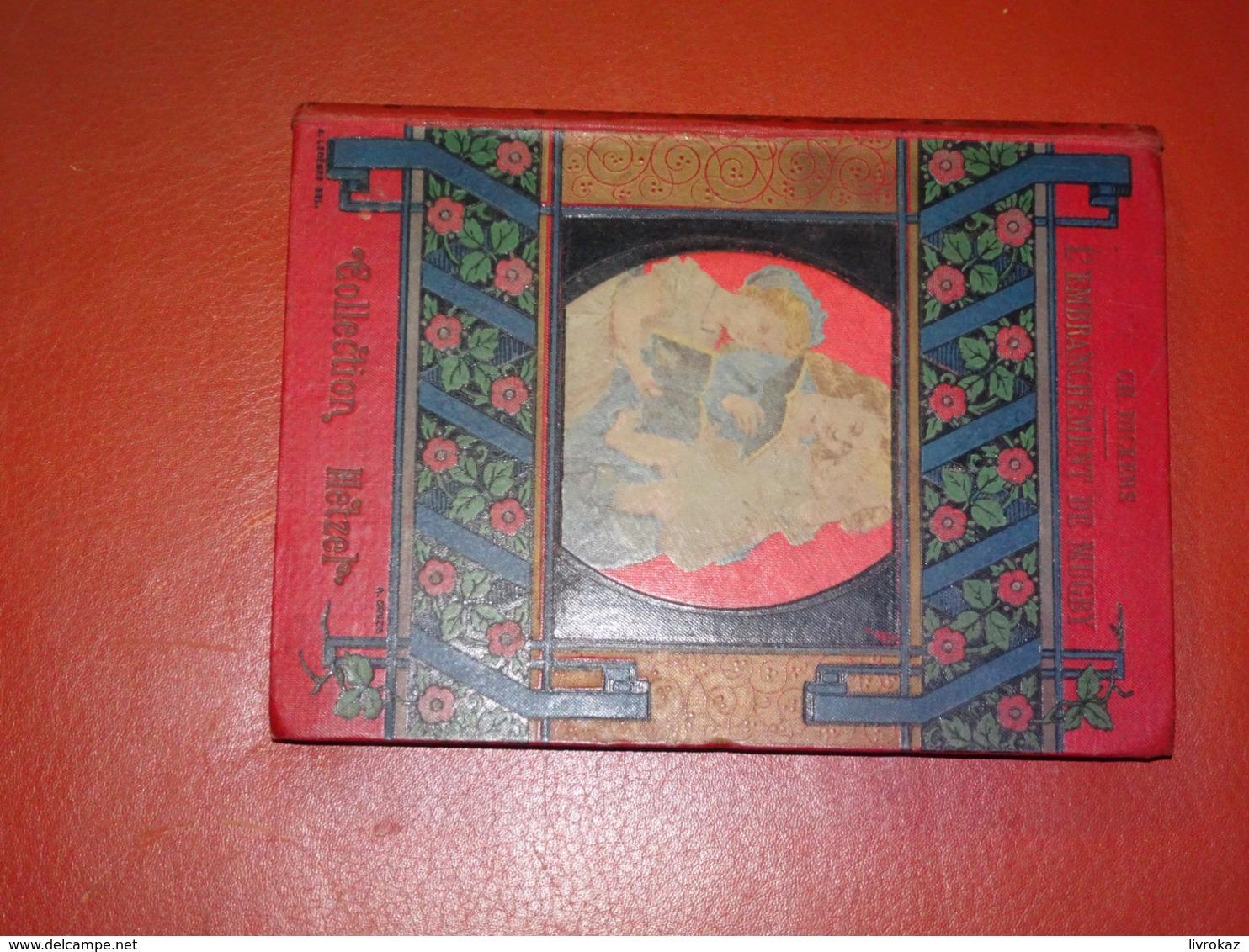 L'embranchement De Mugby Par Charles Dickens Petite Bibliothèque Blanche Education Et Récréation Edition J. Hetzel - Libri, Riviste, Fumetti