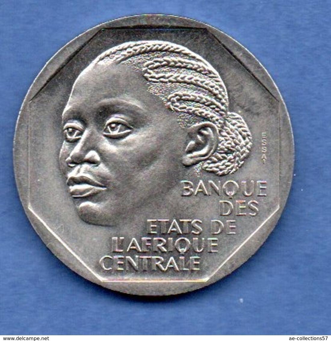 Tchad   -  500 Francs 1985  ESSAI -  état  SPL - Tsjaad
