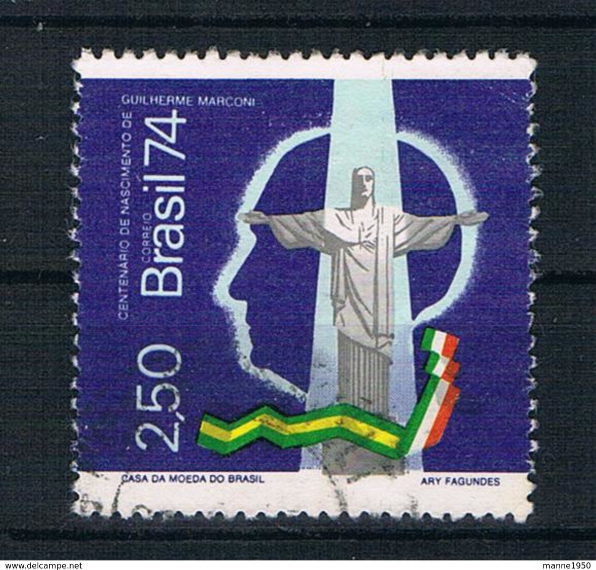 Brasilien 1974 Mi.Nr. 1430 Gestempelt - Used Stamps