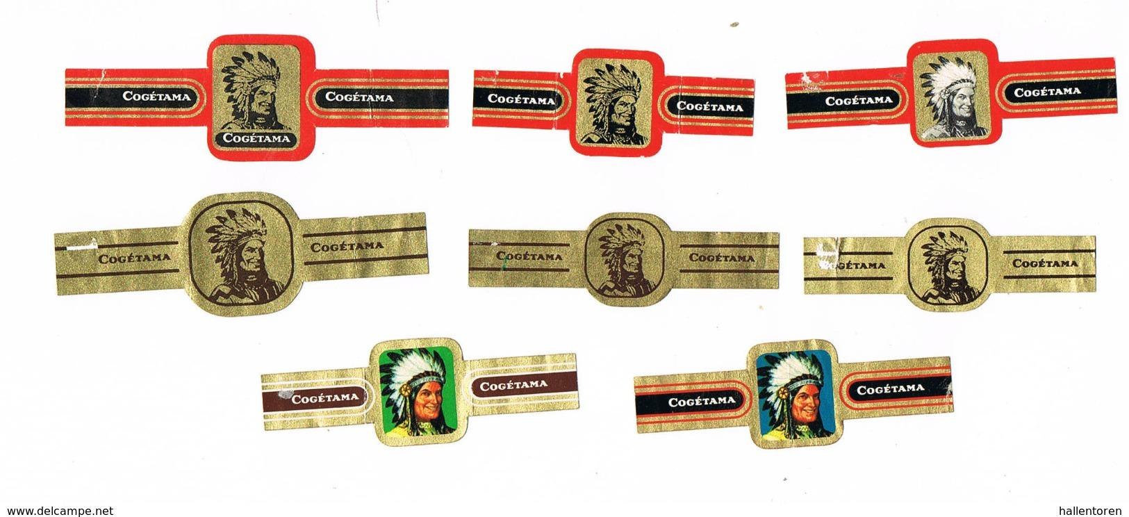 Cogétama - Bagues De Cigares