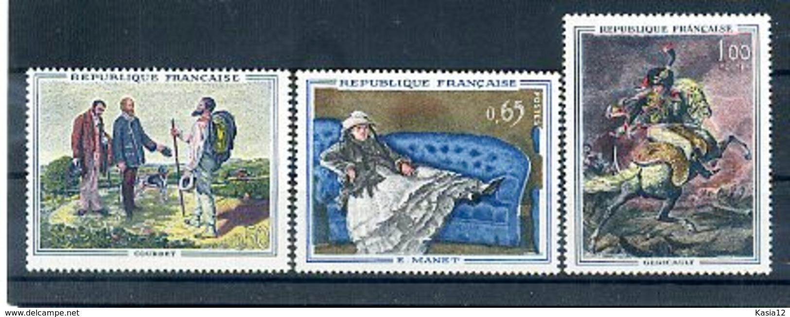 A25021)Frankreich 1415 - 1417** - Frankreich