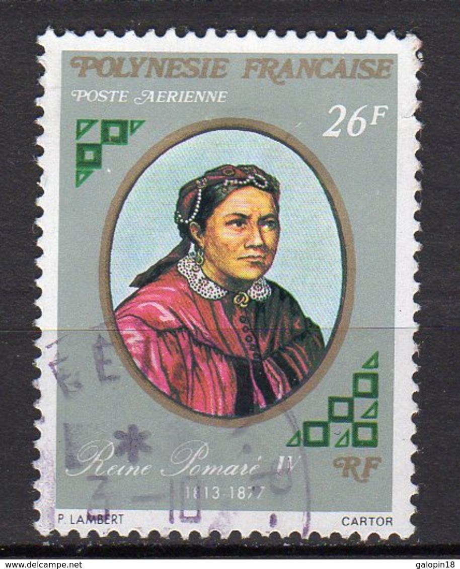 Polynésie Française Yvert N° 108  Aérien Oblitéré Lot 17-59 - Oblitérés