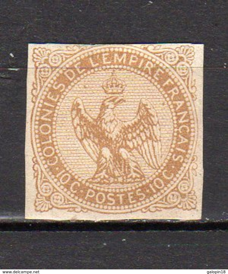 Emissions Générales Aigle Imperial Yvert N° 3 Lot 19-62 - Eagle And Crown