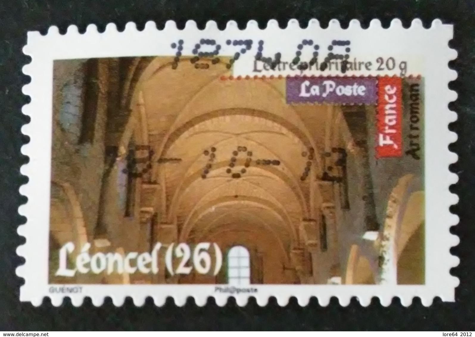 FRANCIA 2010 - 456 - Adhésifs (autocollants)