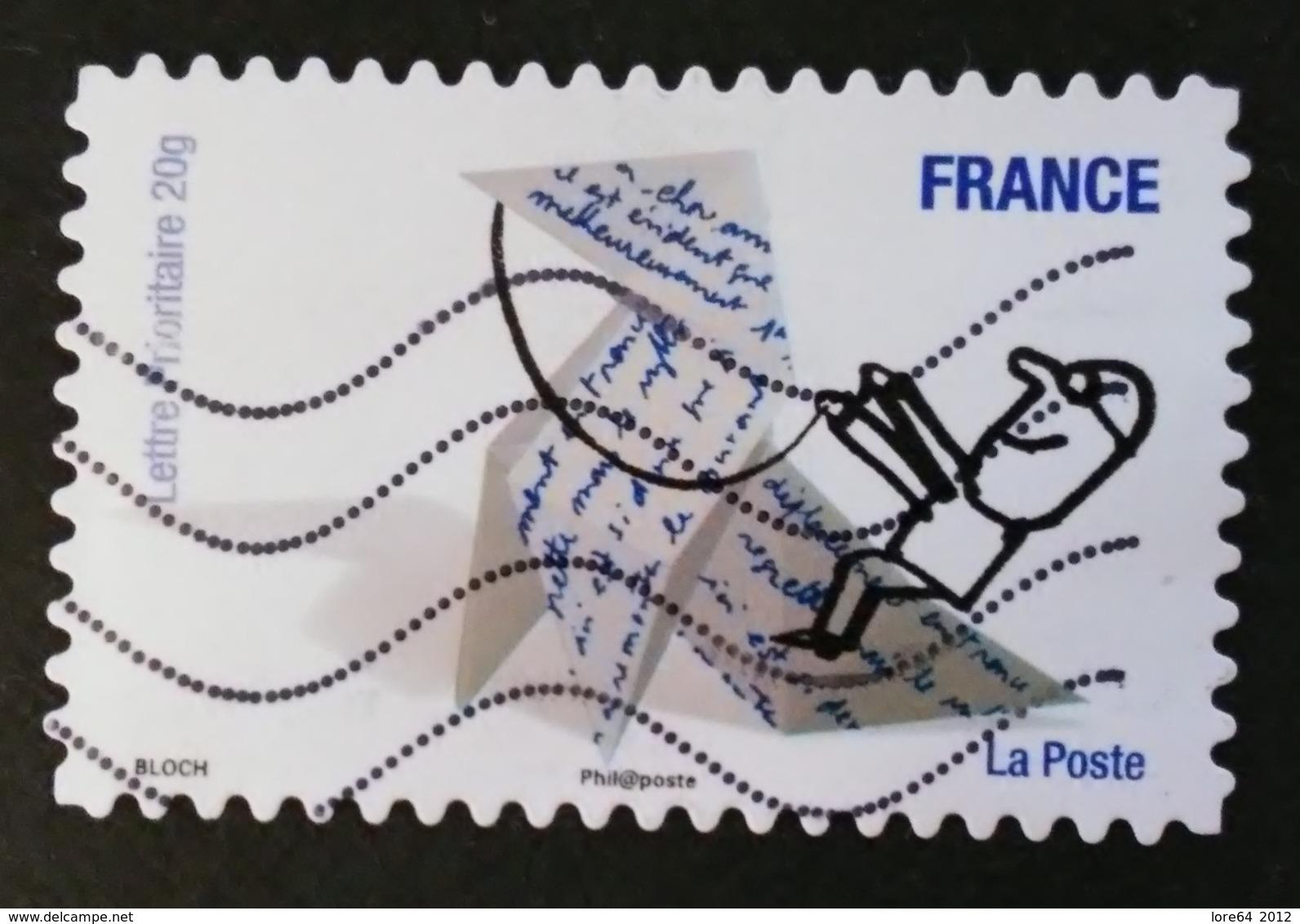 FRANCIA 2010 - 475 - Adhésifs (autocollants)