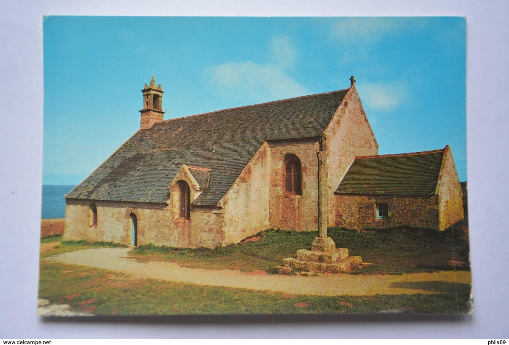 CLEDEN-CAP-SUZIN-chapelle Saint They - Cléden-Cap-Sizun