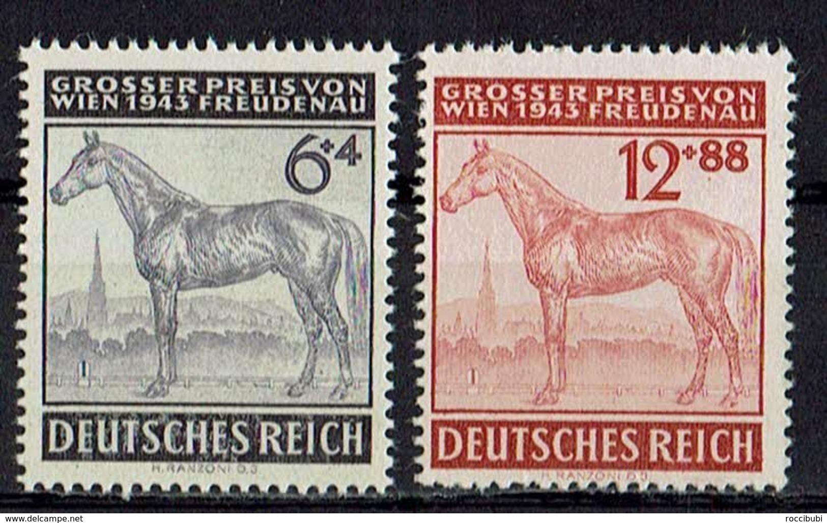 DR 1943 // Mi. 857/858 ** - Deutschland
