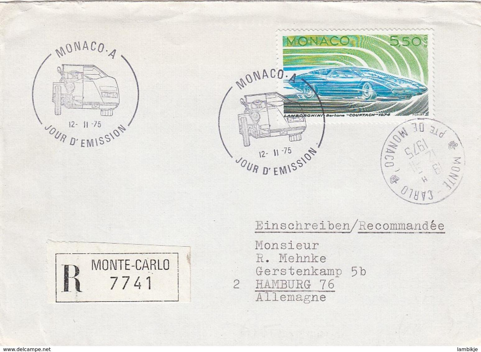 Monaco R Cover 1975 - Monaco