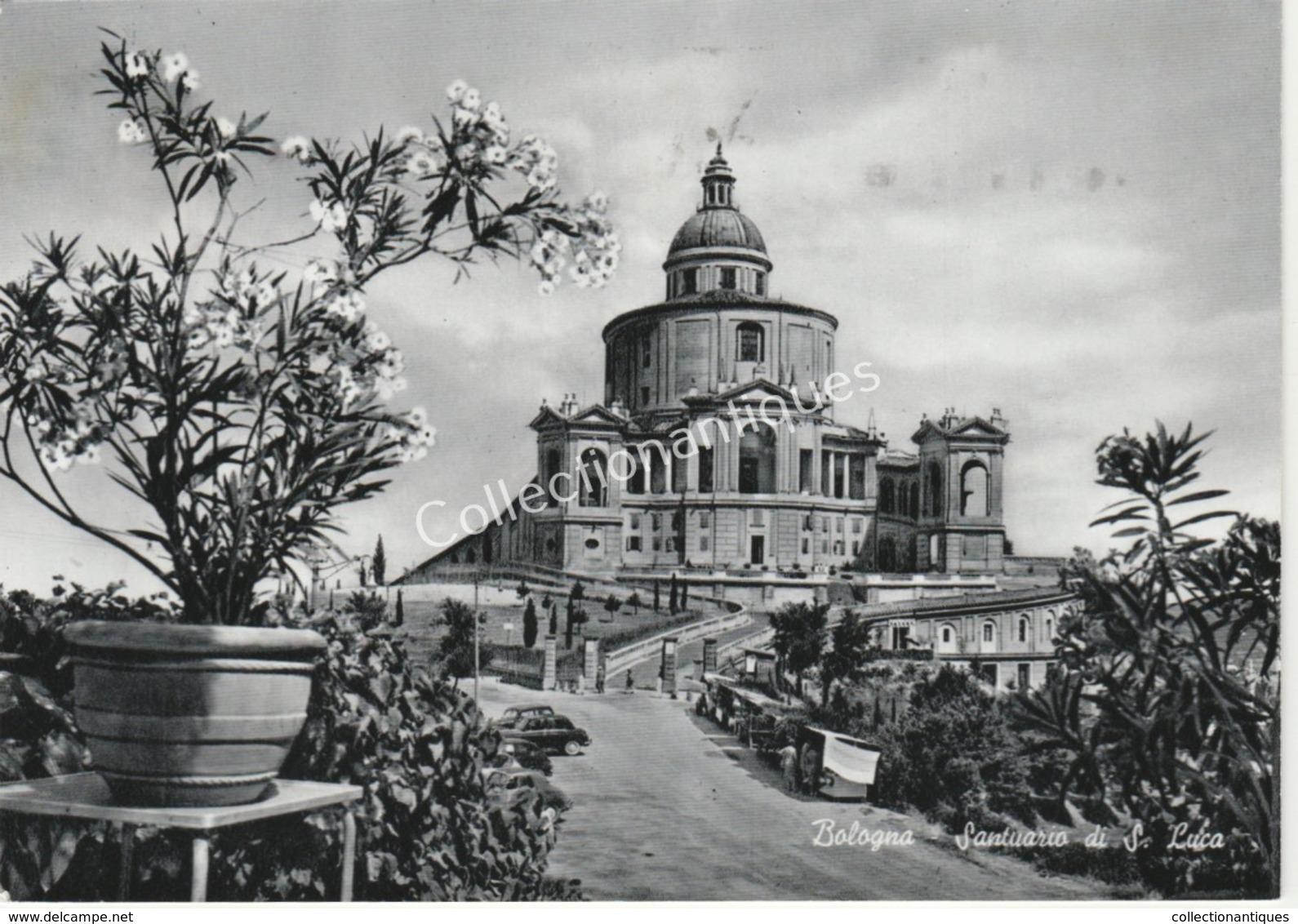 CPA Bologna - Santuario Di S. Luca - 1960 - Bologna