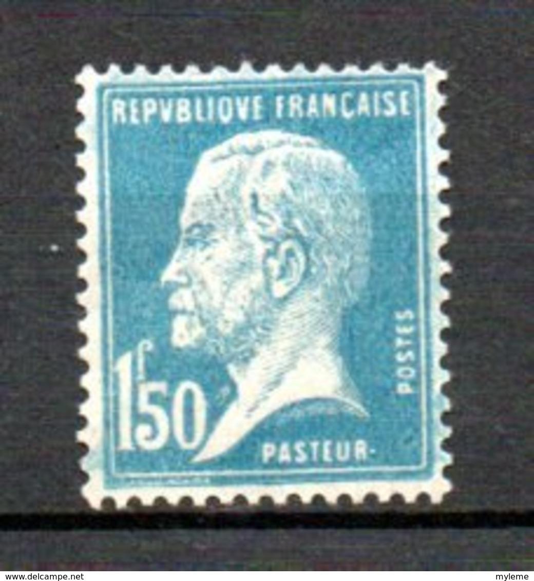 France N° 181 ** . A Saisir !!! - 1922-26 Pasteur