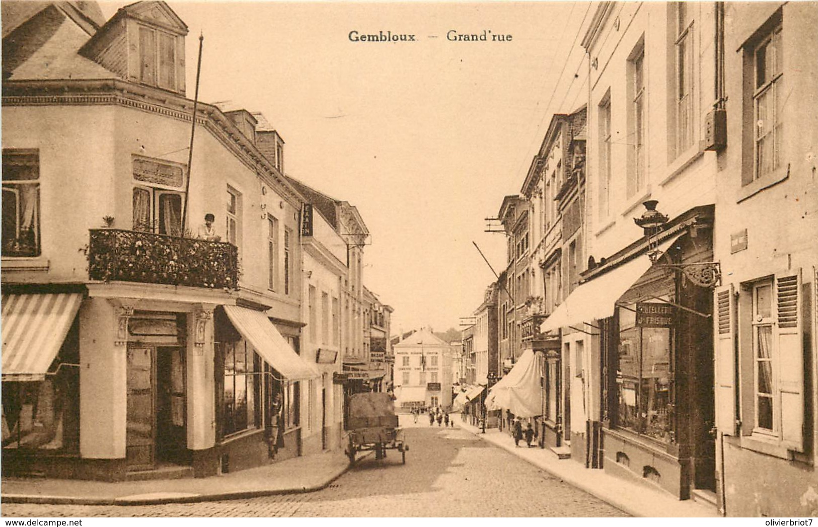 Gembloux - Grand'Rue - Gembloux