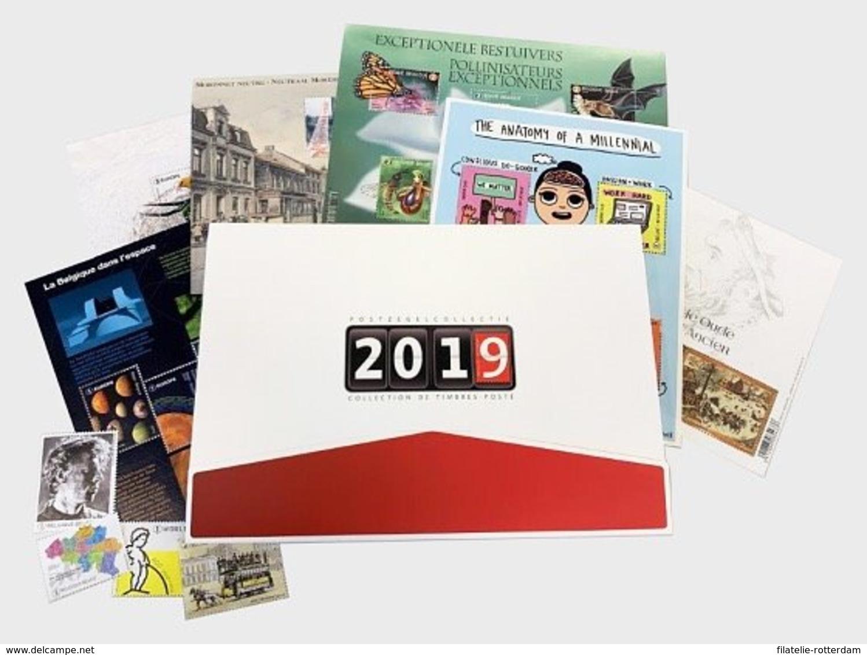 België / Belgium - Postfris / MNH - Jaarset 2019 - België
