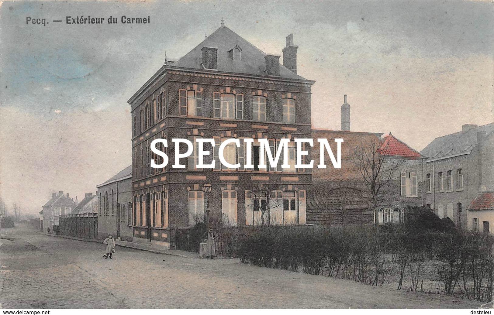 Exterieur Du Carmel - Pecq - Pecq