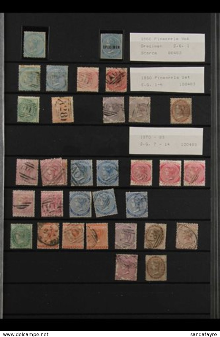 JAMAICA & OTHER C/WEALTH. A Chiefly Very Fine Mint & Used Collection / Accumulation Of Stamps Mostly From Jamaica With S - Unclassified