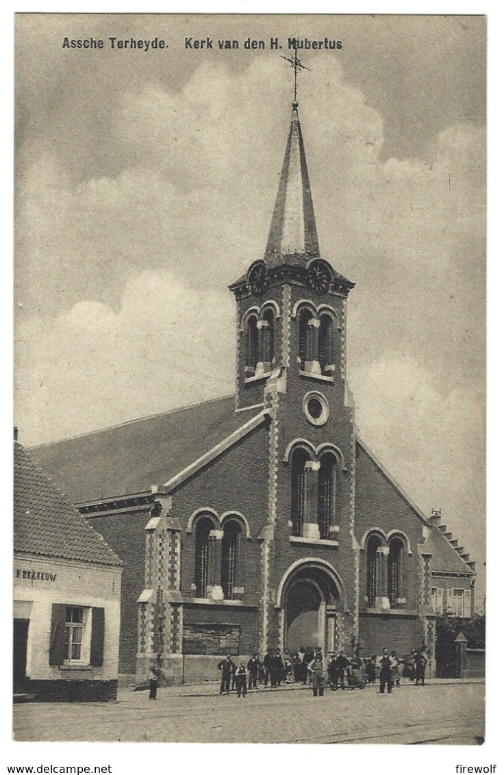 Z06 - Assche Terheyde - Kerk Van Den H. Hubertus - Asse