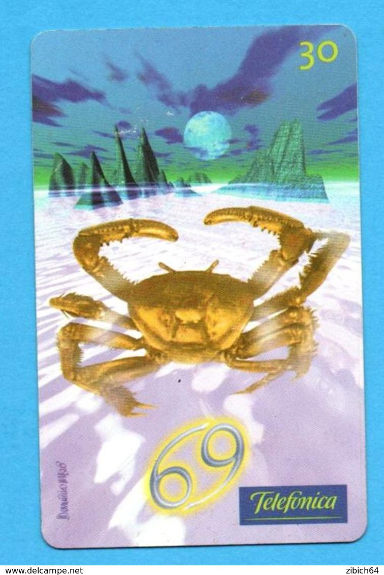 BRASIL  Phonecard  ZODIAC - Zodiaco
