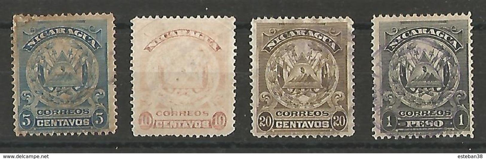 Nicaragua Armories - Nicaragua