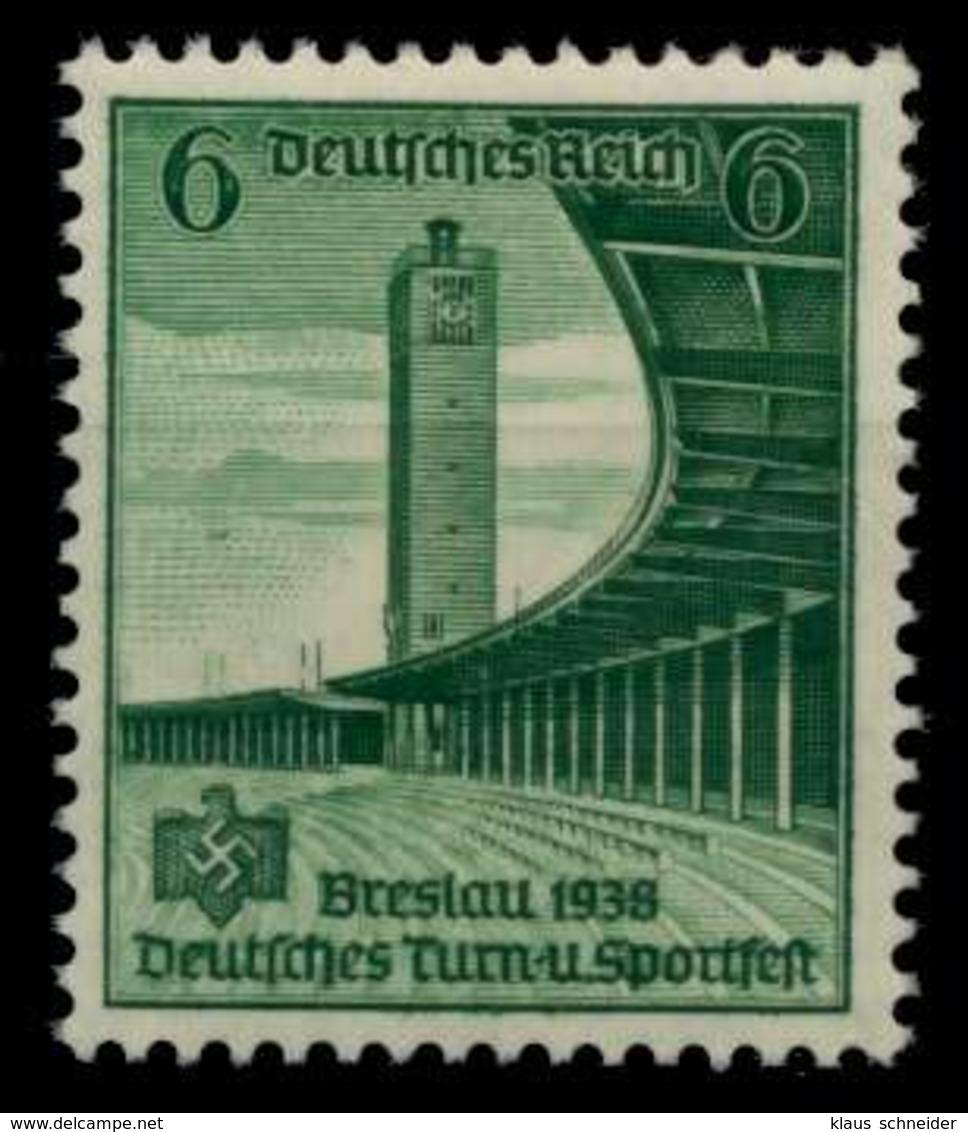 3. REICH 1938 Nr 666 Ungebraucht X860E1A - Ungebraucht