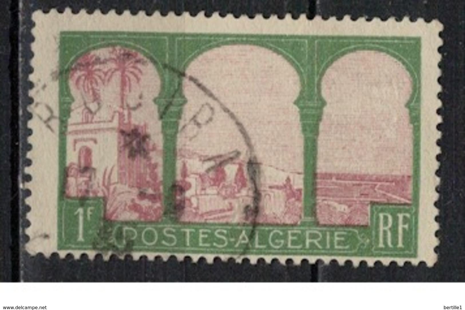 ALGERIE            N°     YVERT    51  ( 4 )          OBLITERE       ( Ob  5/45 ) - Algerien (1924-1962)