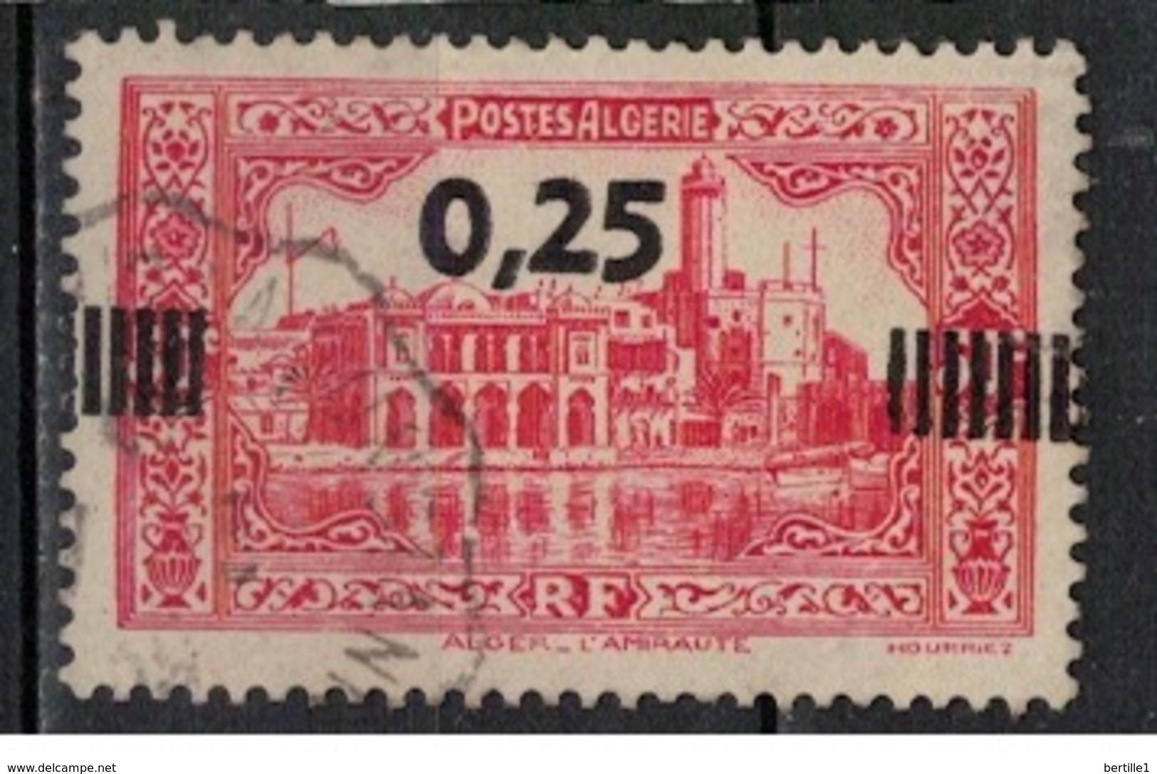 ALGERIE            N°     YVERT    148  (1)  OBLITERE       ( Ob  5/45 ) - Algerien (1924-1962)