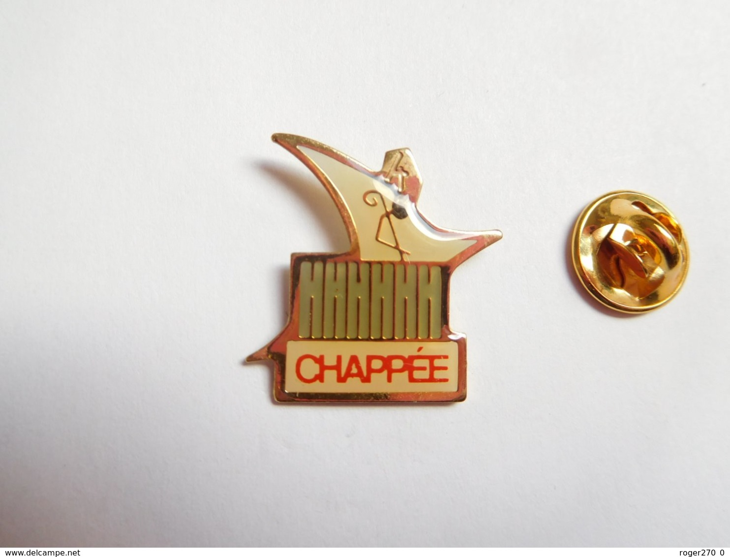 Beau Pin's , Marque Chappée , Chauffage - Marcas Registradas
