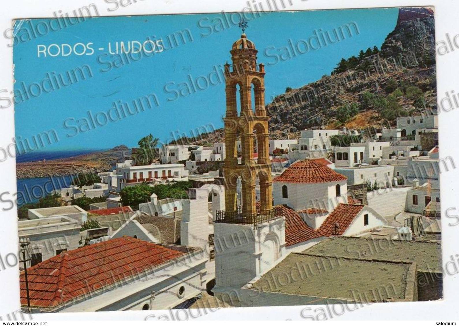 Grecia Greece Rodos Lindos - Grecia