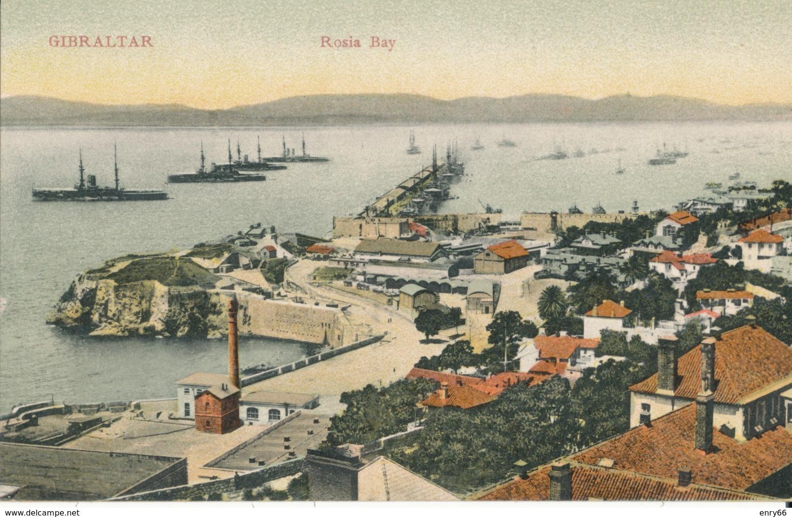 GIBILTERRA-ROSIA BAY - Gibilterra