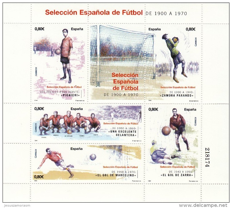España Nº 4665 - Blocs & Hojas