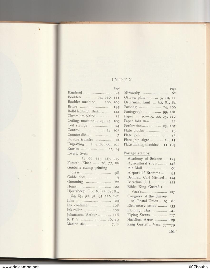 Suède - Postage Stamps Of Sweden 1920 - 1945 / Georg Menzinsky 1946 / 158 Pages - Guides & Manuels