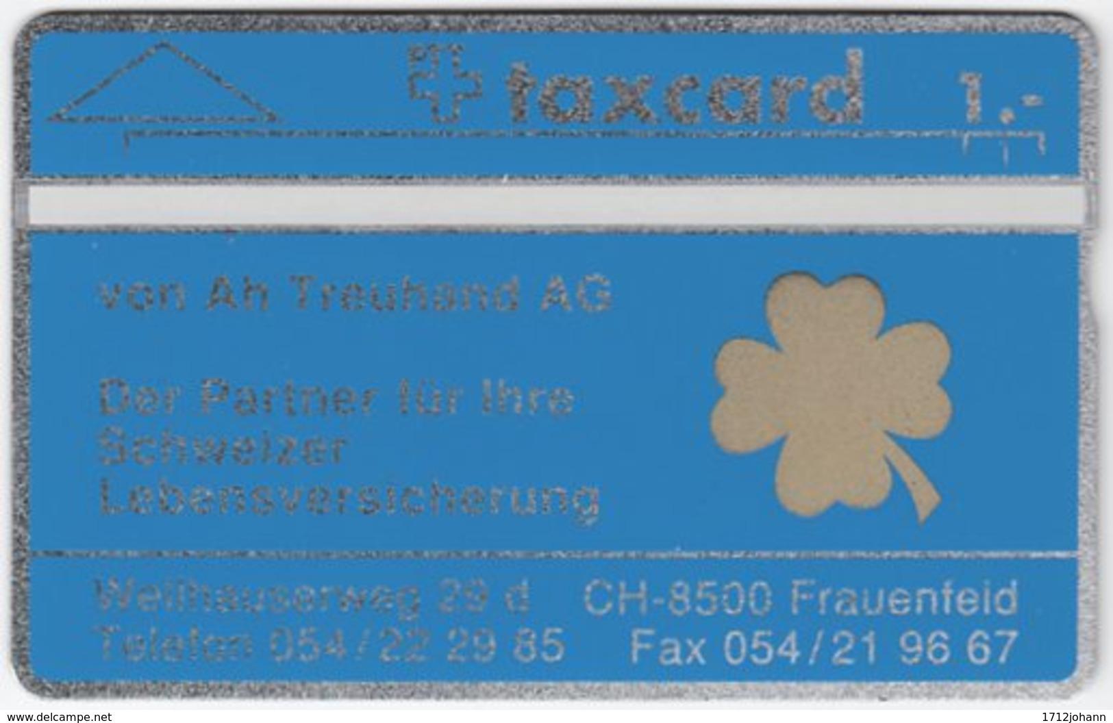 SWITZERLAND C-977 Hologram Private K - 003A - MINT - Suiza
