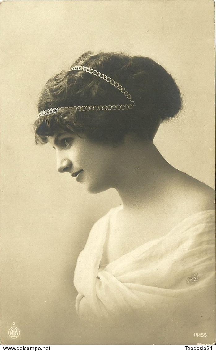 Mujer Año 1916 - Fotografía