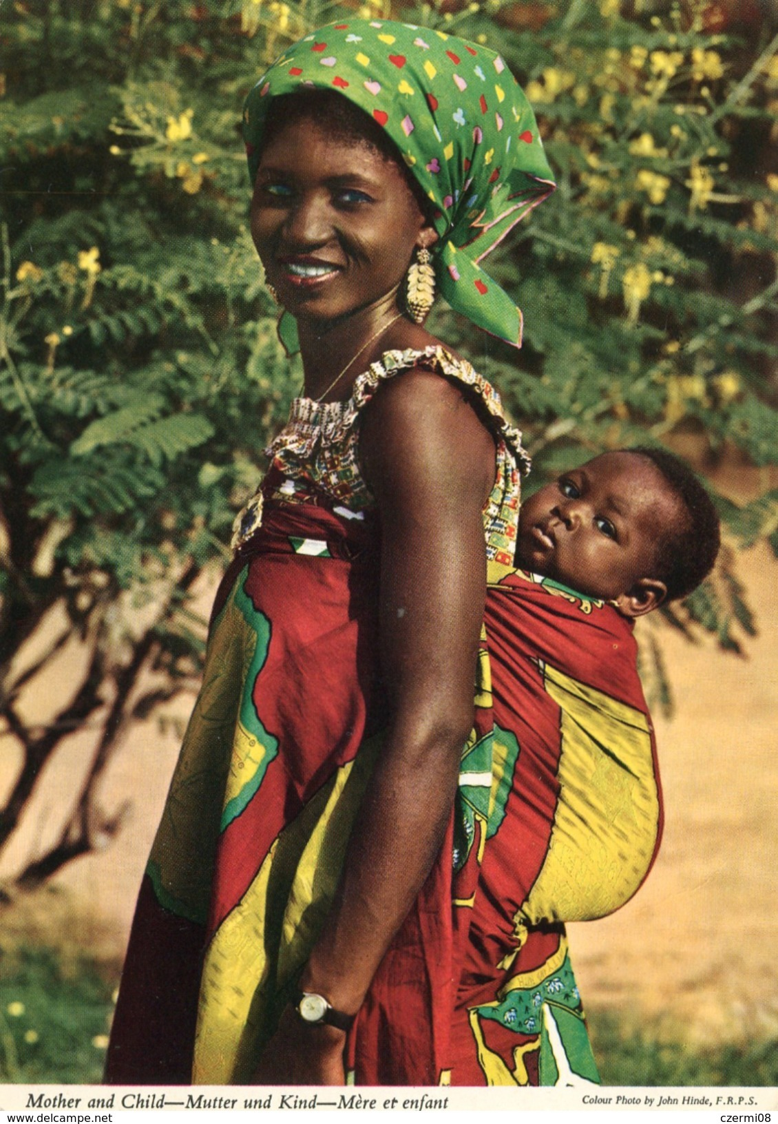 Zambia - Woman - Femme - Zambia