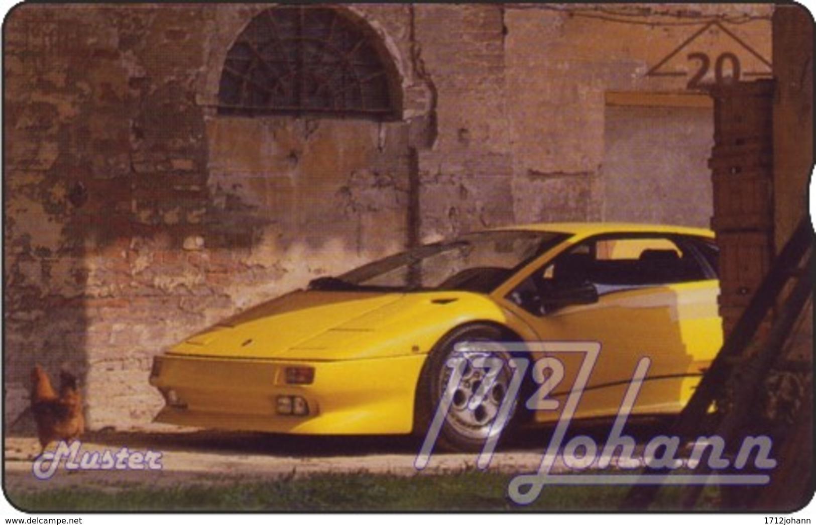 """TWK Österreich Privat: """"Lamborghini"""" Gebr. - Oesterreich"""