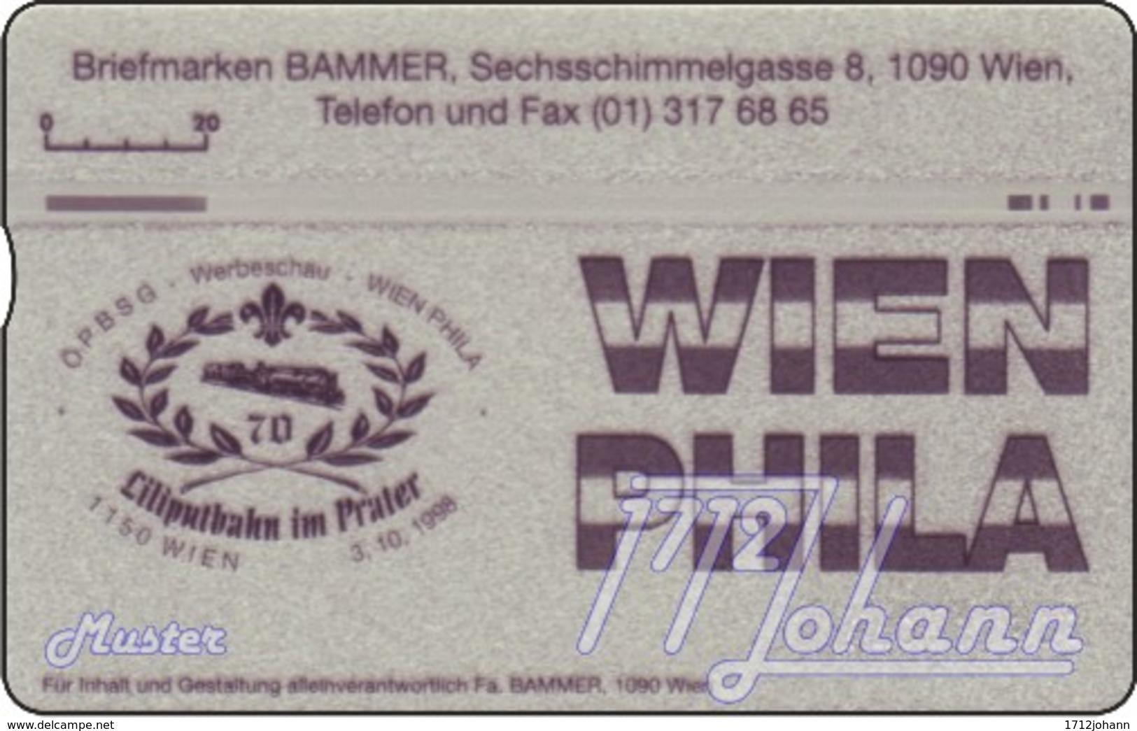 """TWK Österreich Privat: """"Liliputbahn 2"""" Gebr. - Oesterreich"""