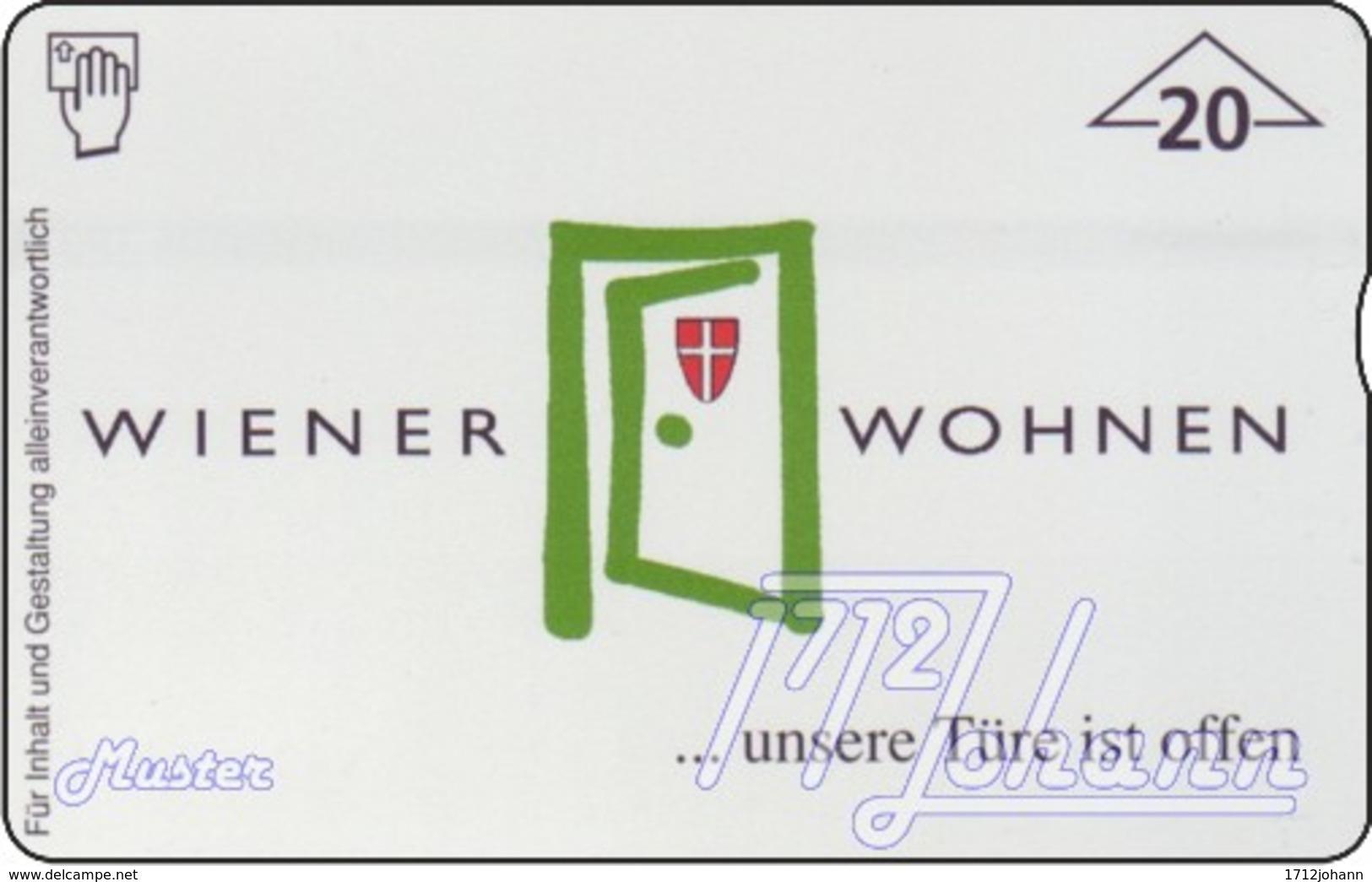 """TWK Österreich Privat: """"Wiener Wohnen"""" Gebr. - Oesterreich"""