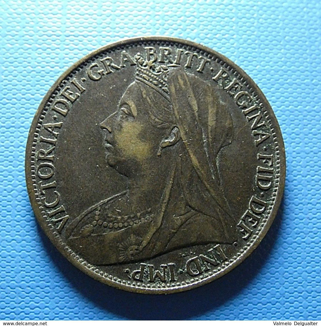 Great Britain 1 Penny 1899 - D. 1 Penny
