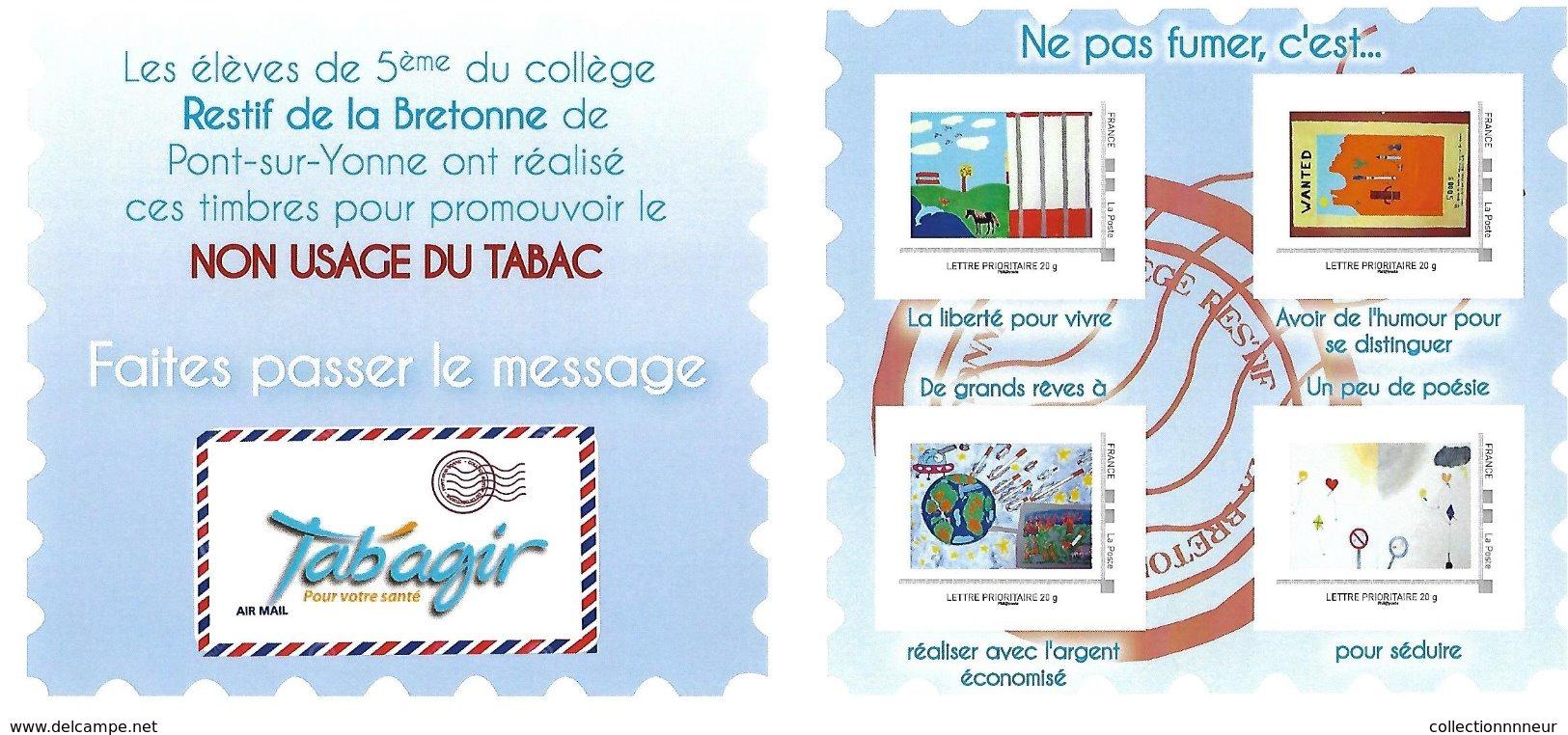 FRANCE CARNET COLLECTOR NON AU TABAC NON PLIE TB VOIR SCANS - Collectors