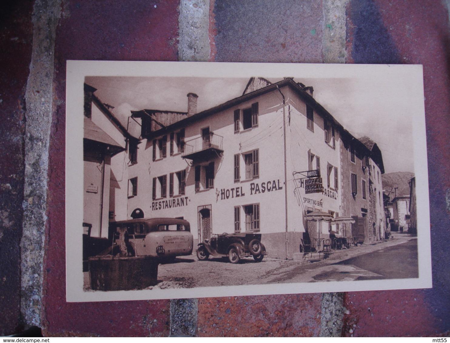 Hotel Pascal  Allos - Francia