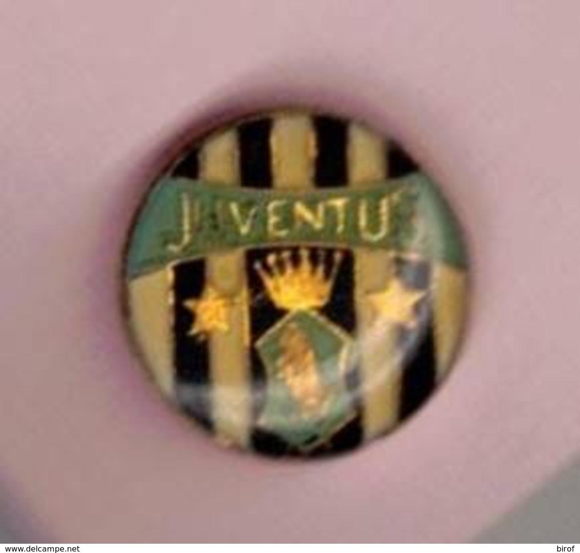 PIN'S - SPILLA - DISTINTIVO -  CALCIO FOOTBALL SQUADRA JUVENTUS ( ANNI 80' ? ) - Calcio